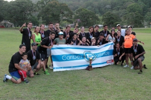Caribes Campeón GUT2015