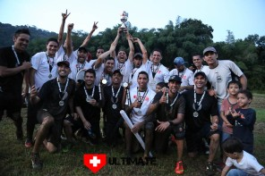 Caribes Campeón Torneo Incidente 2015